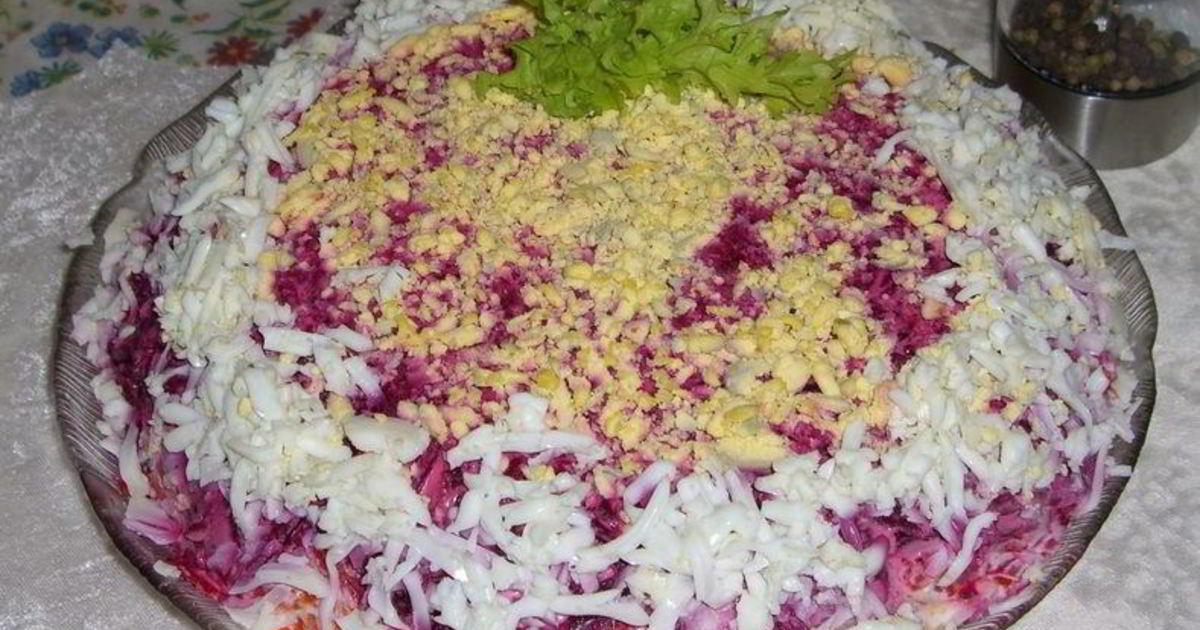она салат манон рецепт пошаговый с фото люк
